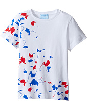 Lanvin Kids - Short Sleeve Graphic Print T-Shirt (Little Kids/Big Kids)