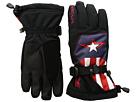 Spyder Marvel Overweb Gloves (Little Kids/Big Kids)