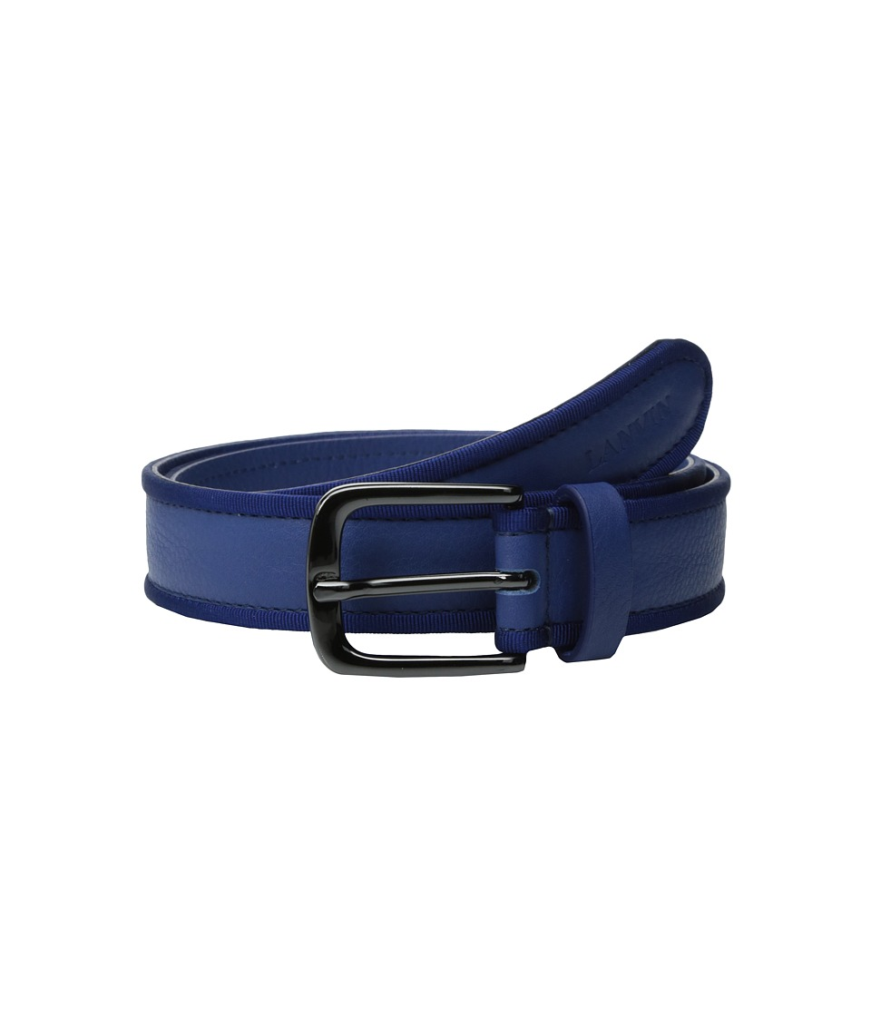 Lanvin Kids - Belt w/ Embossed Logo Detail