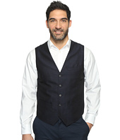 Perry Ellis - Linen Cotton Twill Vest