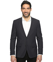 Perry Ellis - Slim Fit Jacquard Sport Coat