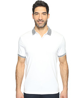 Perry Ellis - Solid Interlocked Pima Cotton Polo Shirt