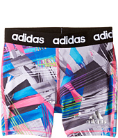 adidas Kids - Printed Short Tights (Big Kids)