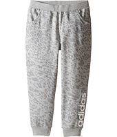 adidas Kids - 7/8 Length Printed Jogger (Big Kids)