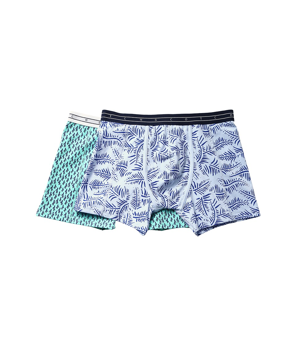 Scotch & Soda - Classic Boxer w/ All Over Printed Pattern