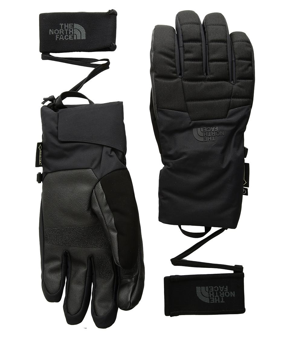 The North Face Montana Gore-Tex(r) SG Gloves (TNF Black) Gore-Tex Gloves