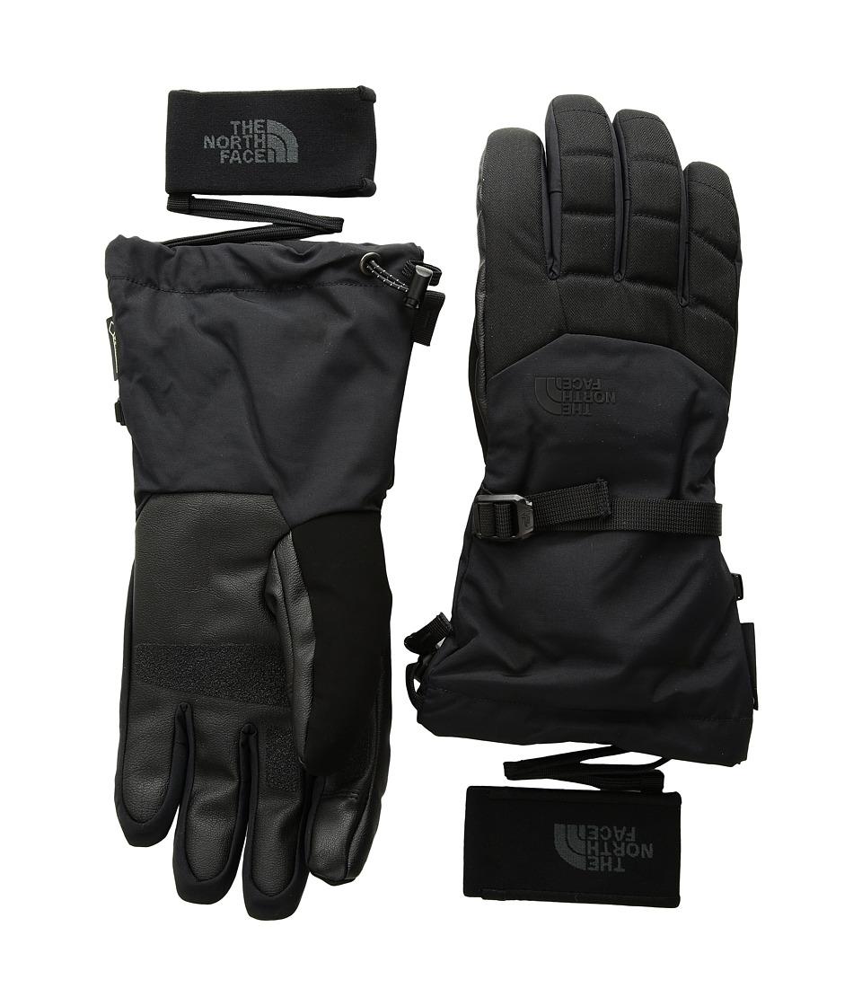 The North Face Montana Gore-Tex(r) Gloves (TNF Black) Gore-Tex Gloves