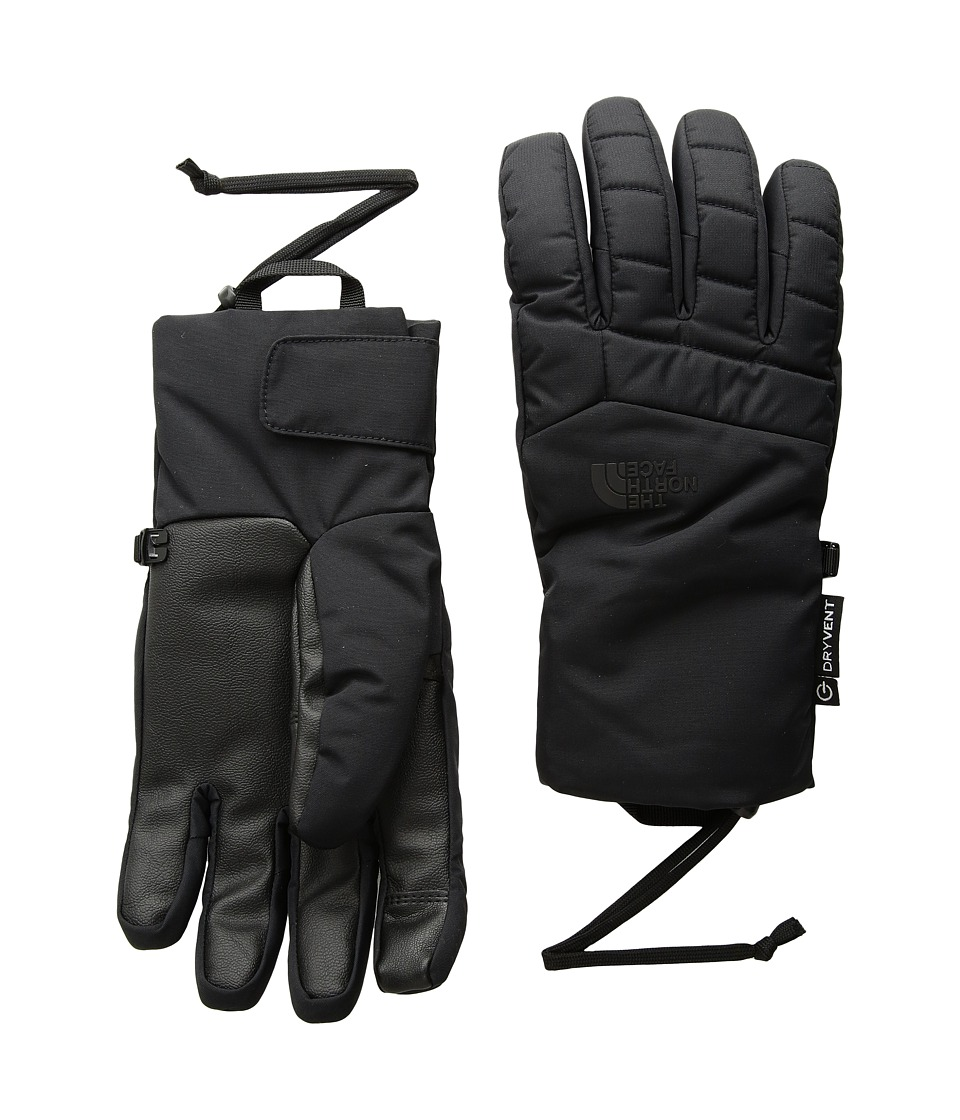 North Face Guardian Etip Gloves (TNF Black) Extreme Cold ...