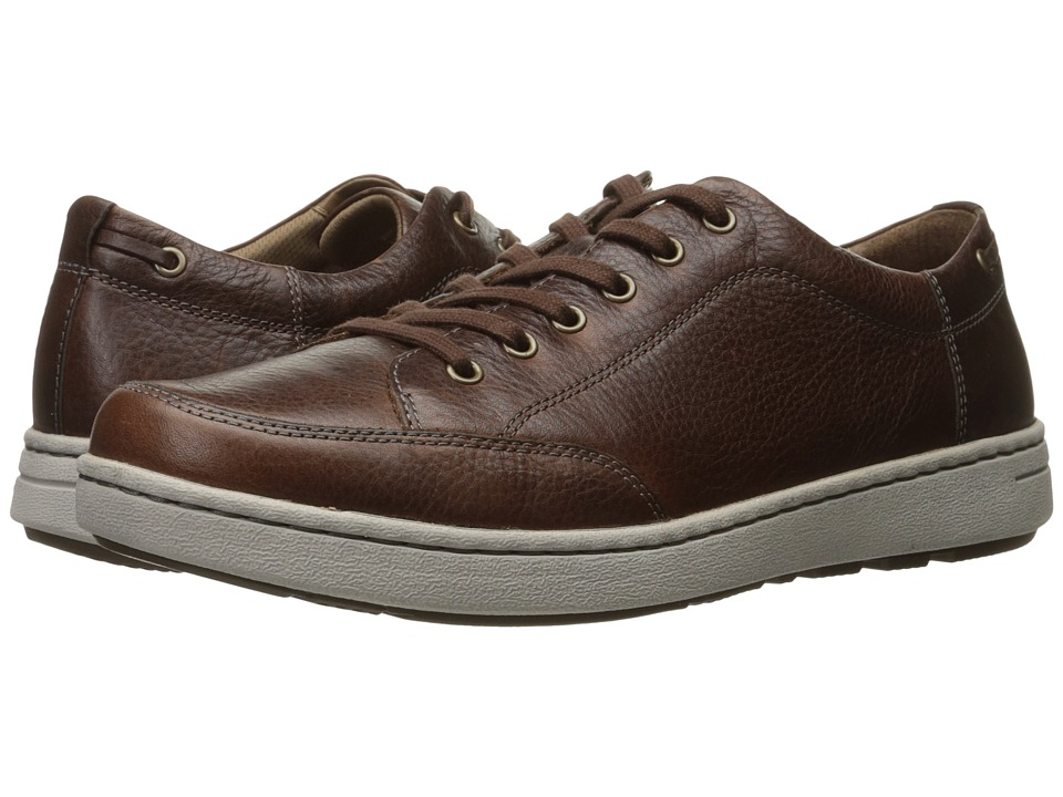 Dansko Vaughn (Brown Tumbled Pull-Up) Men