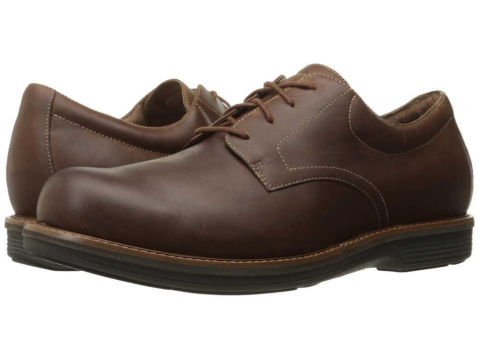 Dansko Josh (Brown Pull-Up) Men