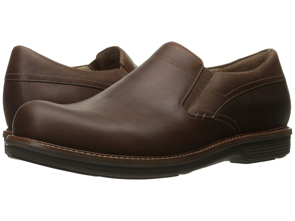 Dansko Jackson (Brown Pull-Up) Men