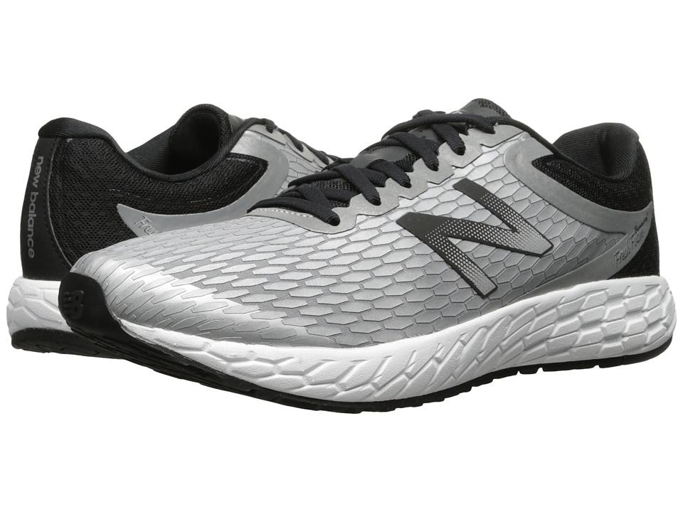 New Balance Fresh Foam Boracay V3 (Metallic Silver/Black/White) Men