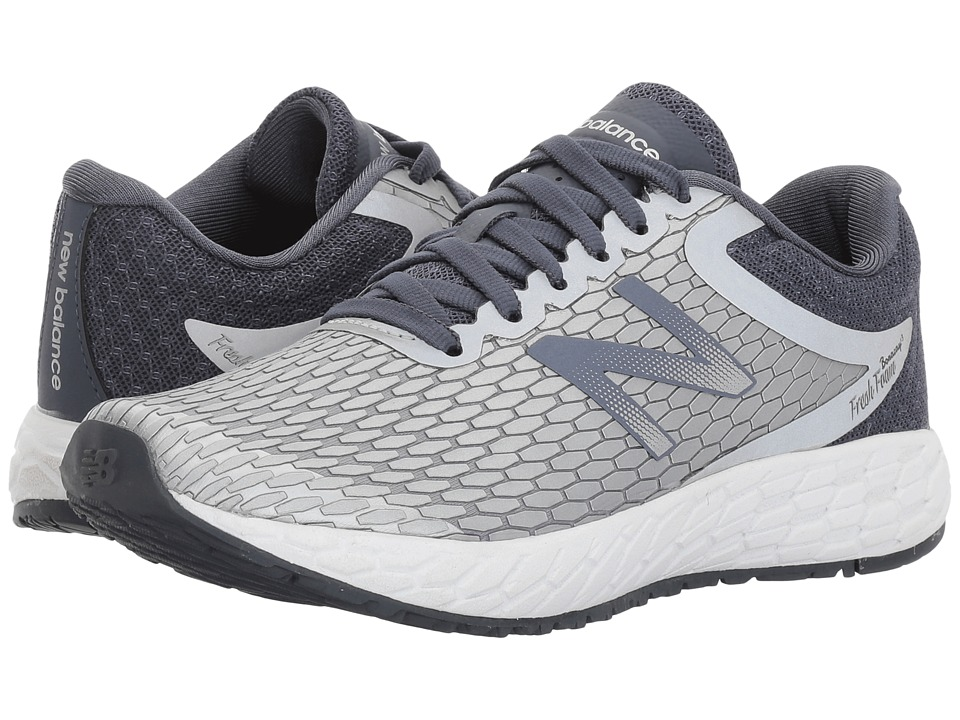 New Balance Fresh Foam Boracay V3 (Metallic Silver/Thunder/White) Women