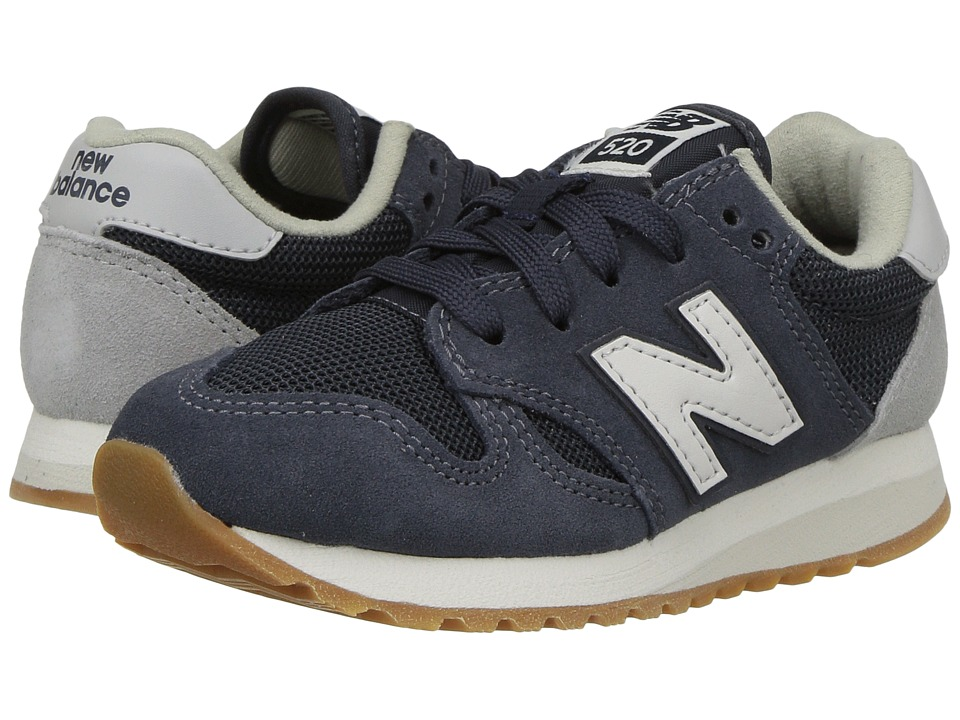 New Balance Kids KL520v1 (Little Kid/Big Kid) (Blue/White) Boys Shoes