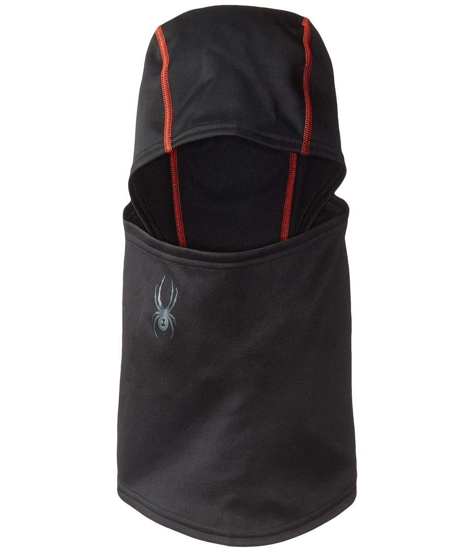 Spyder T-Hot Pivot Balaclava (Black) Knit Hats