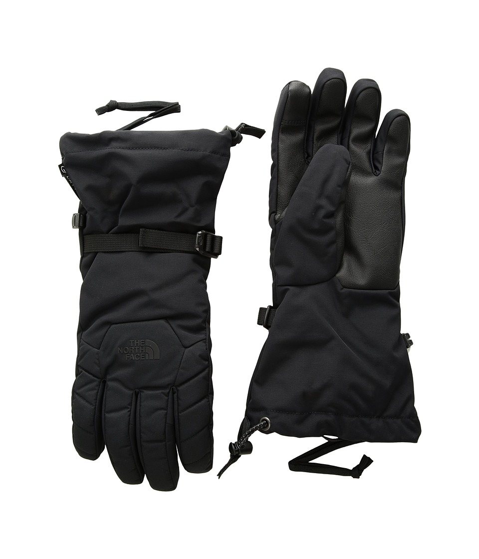 The North Face Revelstoke Etip Gloves (TNF Black) Extreme Cold Weather Gloves