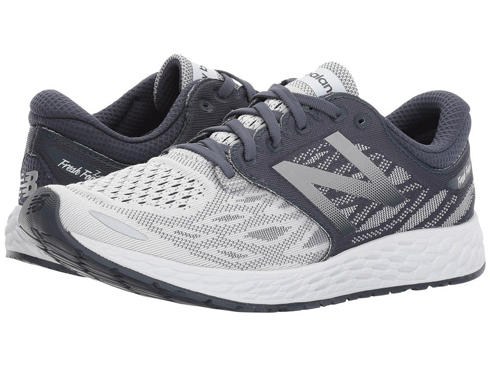 New Balance Fresh Foam Zante V3 (Thunder/Arctic Fox/White) Women
