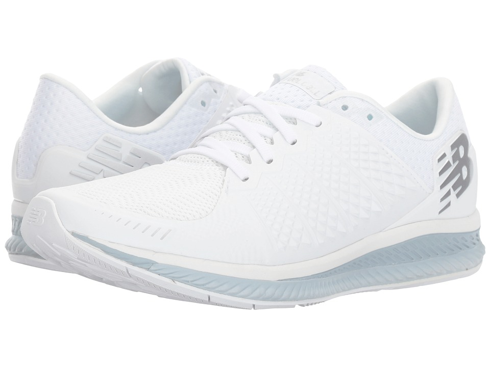 New Balance Fuelcell v1 (White/Grey) Women's Running Shoes