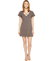 Culture Phit - Keelie Short Sleeve Dress with Strap Detail