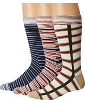 Missoni - Pre Pack Trio Ankle Socks