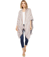 Echo Design - Reversible Stripe Ruana II