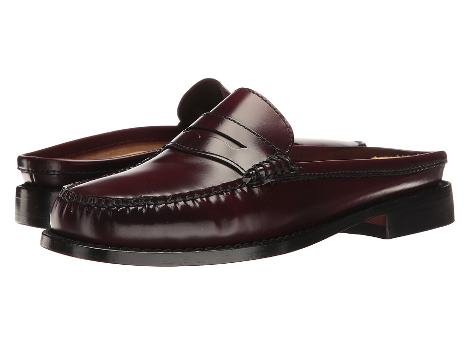 G.H. Bass & Co. - Wynn Weejuns (Burgundy Leather) Womens Shoes