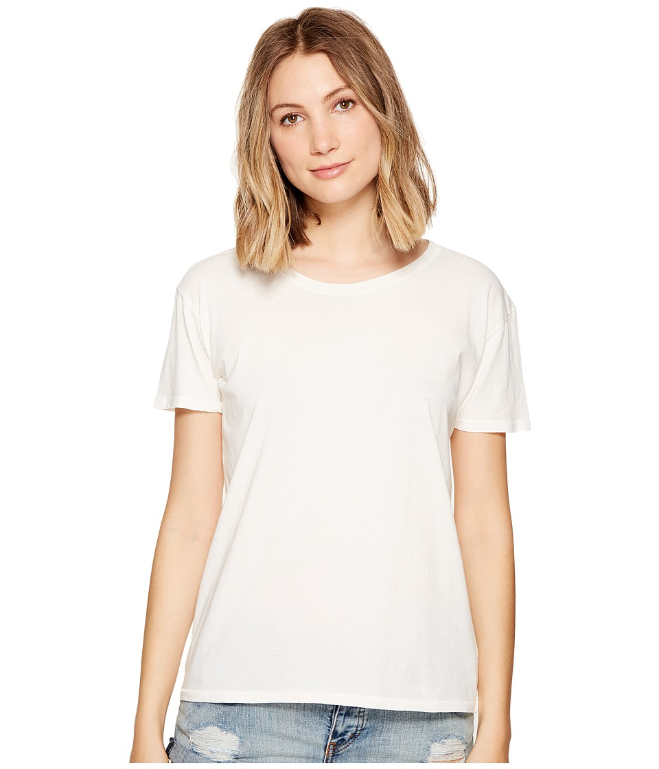 Amuse Society Amuse Society - Tanner Solid Boyfriend Tee
