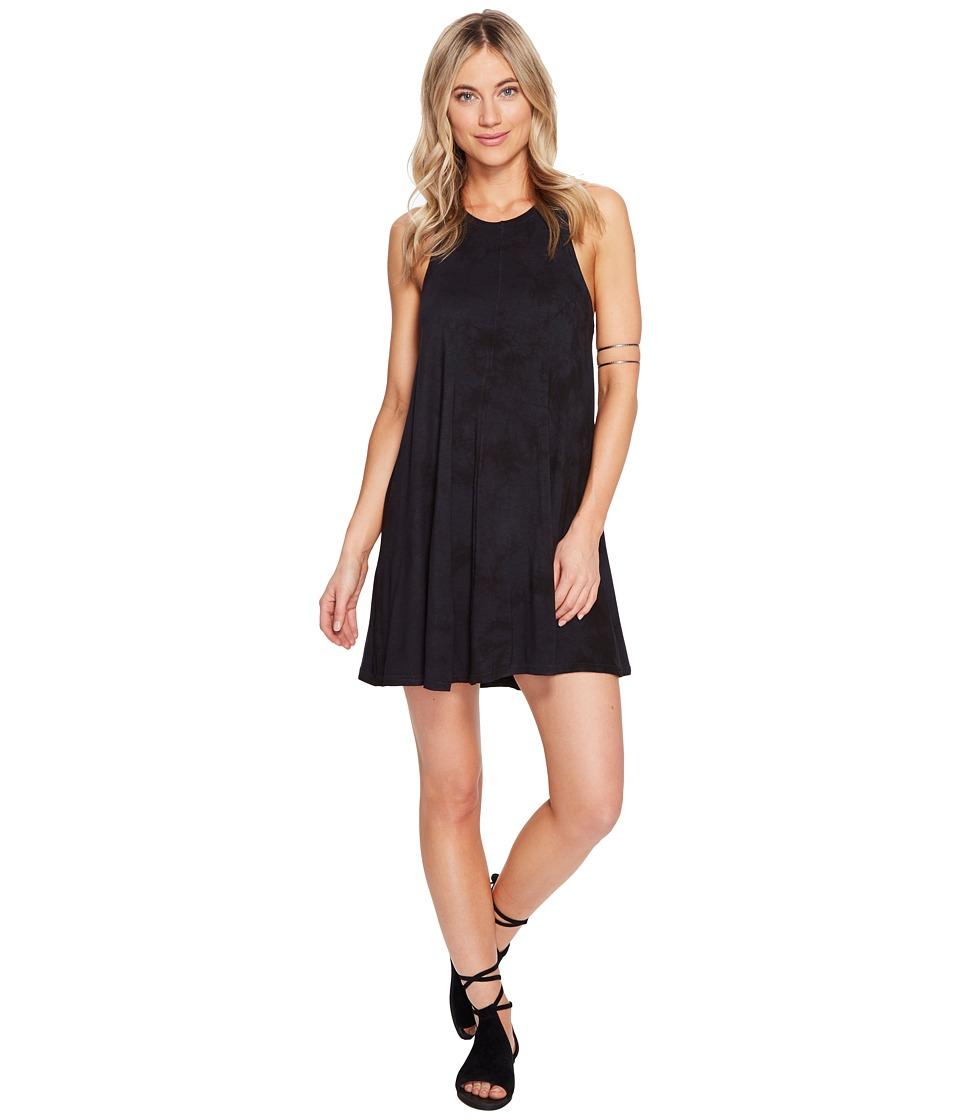 Amuse Society Indio Dress (Black) Women