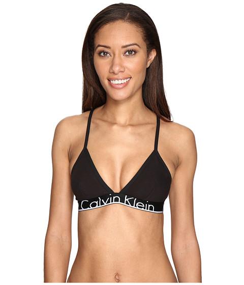 Calvin Klein Underwear CK ID Cotton Large Waist Band Triangle Unlined