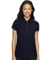 U.S. POLO ASSN. - Knit Twill Piping Trim Polo Shirt
