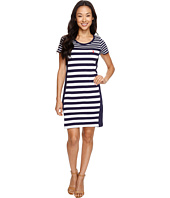U.S. POLO ASSN. - Short Sleeve Multi-Striped Dress