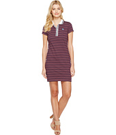 U.S. POLO ASSN. - Striped Jersey Polo Dress