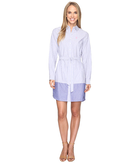 U.S. POLO ASSN. Striped Shirtdress