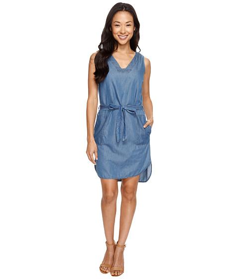 U.S. POLO ASSN. Sleeveless Tencel Denim Dress