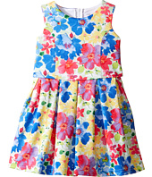 Us Angels - Sleeveless Princess Bodice Popover Dress (Little Kids)