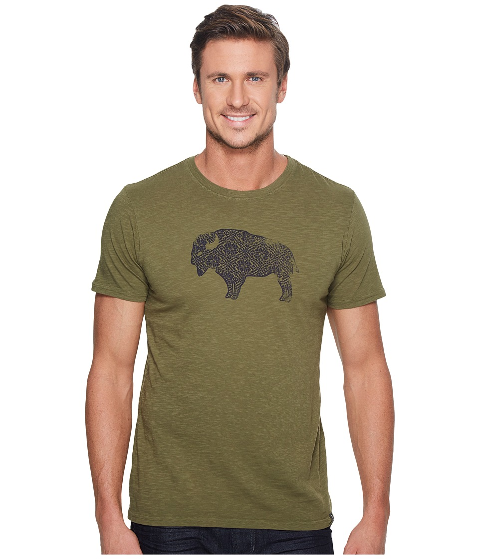 United By Blue United By Blue - Short Sleeve Wild Bison