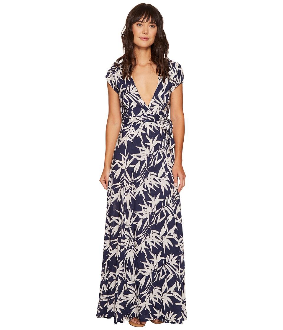 Amuse Society Provence Dress (Blue) Women
