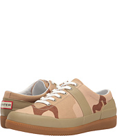 Hunter - Original Sneaker Hi Canvas Desert Camo