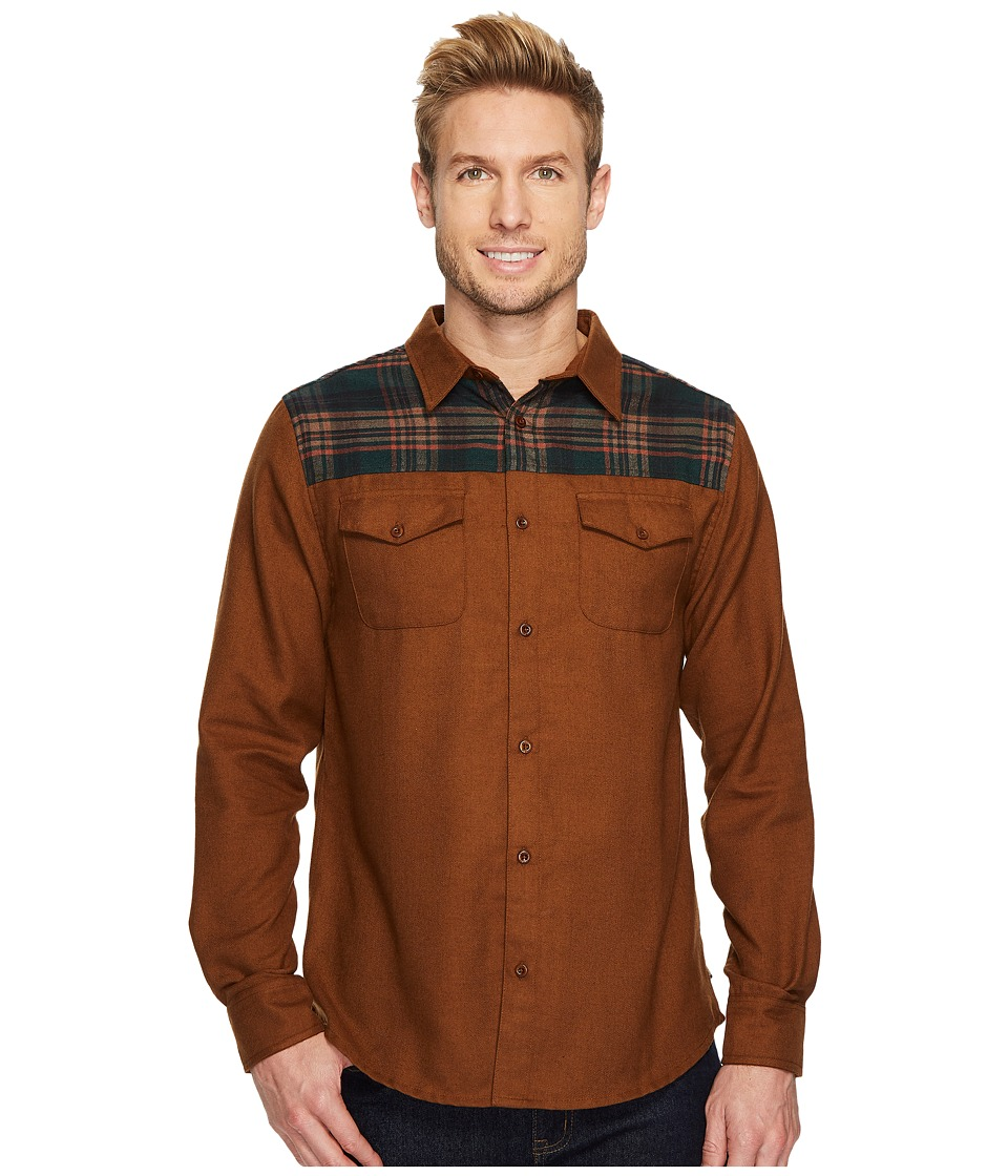 United By Blue - Banff Plaid Yoke Wool Shirt