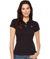 U.S. POLO ASSN. - Neon Logo Polo Shirt