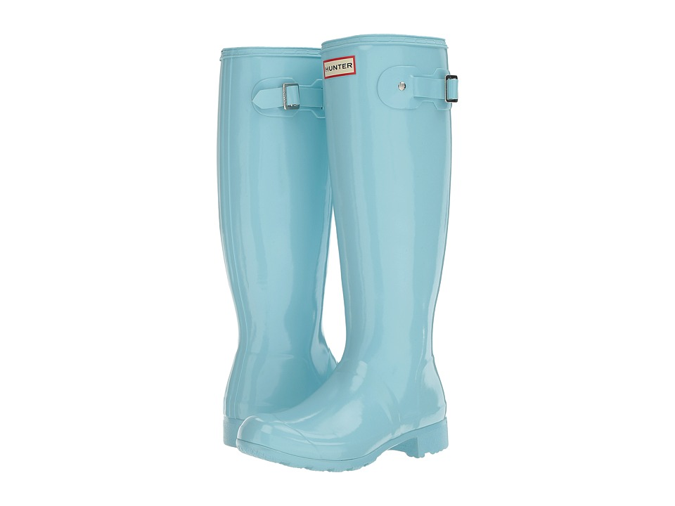 Hunter Original Tour Gloss (Pale Mint) Women