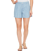 U.S. POLO ASSN. - Star Print Pleated Shorts