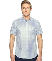 Nautica - Short Sleeve Multi Plaid Shirt
