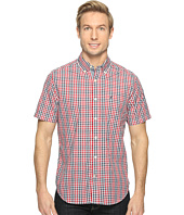 Nautica - Short Sleeve Medium Plaid Shirt