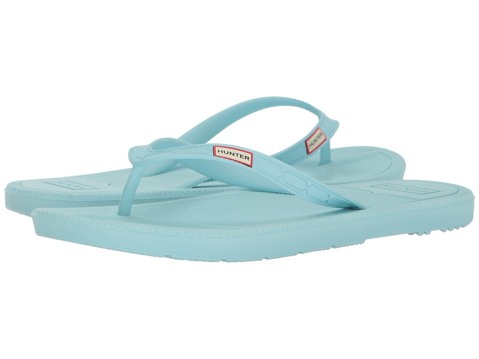 Hunter Original Flip-Flop (Pale Mint) Women