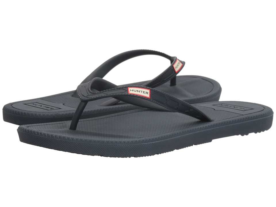 Hunter Original Flip-Flop (Navy) Women