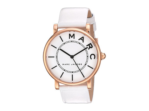 Marc Jacobs Classic - MJ1561 - Rose Gold/White