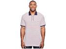 Nautica Big & Tall - Big & Tall Short Sleeve Multi Stripe Polo