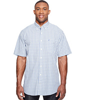 Nautica Big & Tall - Big & Tall Short Sleeve Multi Plaid Shirt
