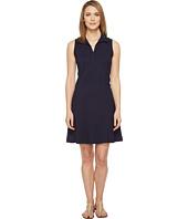 Three Dots - Sleeveless Polo Dress